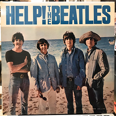 THE BEATLES:HELP!(JACKET B)