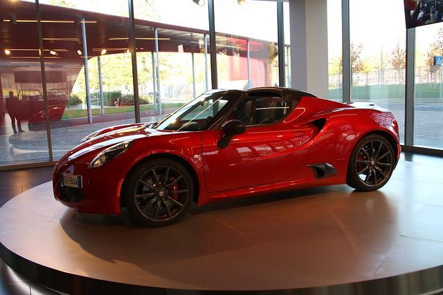 Alfa Romeo Museum Milano