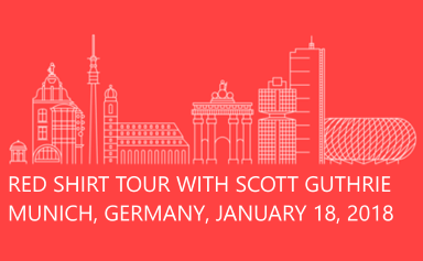 Red Shirt Tour Munich, Munich Germany