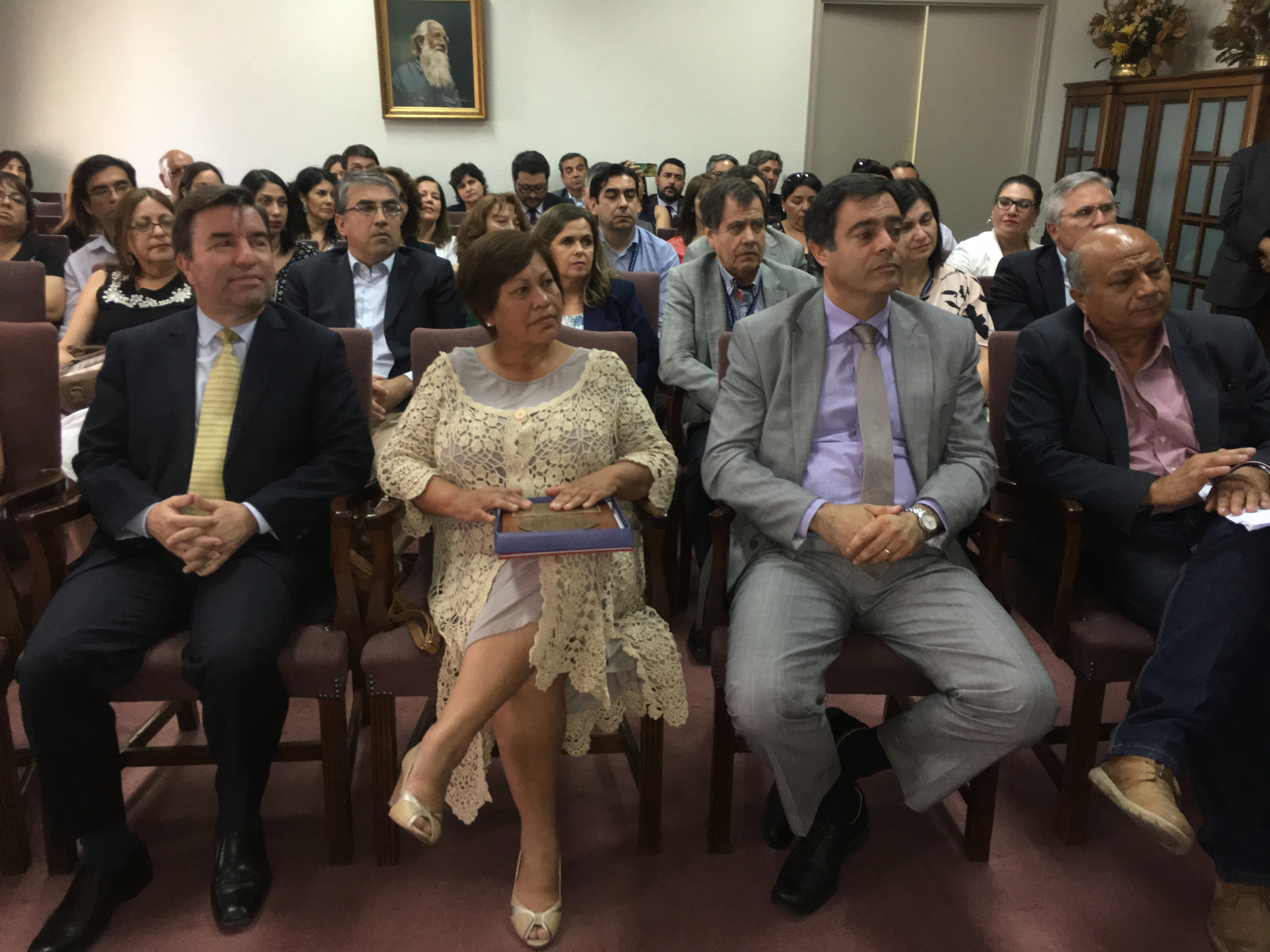 TGR hace merecido y emotivo reconocimiento a Rosita Pino - 19 Diciembre 2017