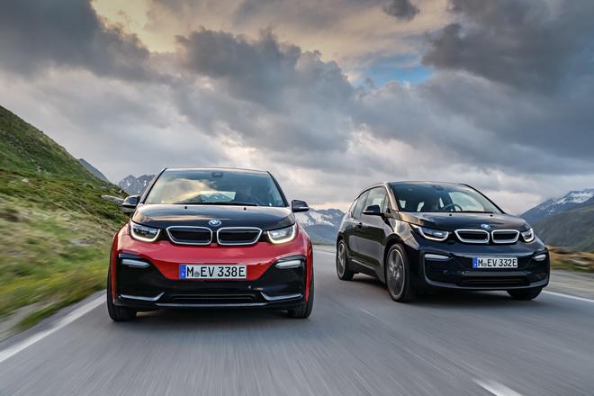 [新聞照片一] 全新BMW i3、BMW i3s