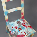 Heather Patterson; Elevation; Item 132 - in SITu: Art Chair Auction