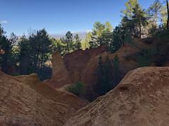 Roussillon: Le Sentier des Ocres