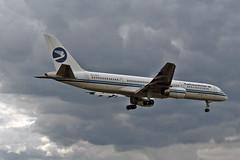 EZ-A012 Boeing 757-22K Turkmenistan Airlines BHX 06-08-06
