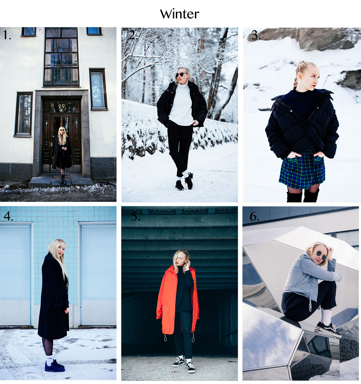 numeroitu talvi
