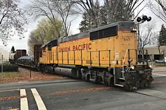 UP LRM36R (North San Jose Switcher)