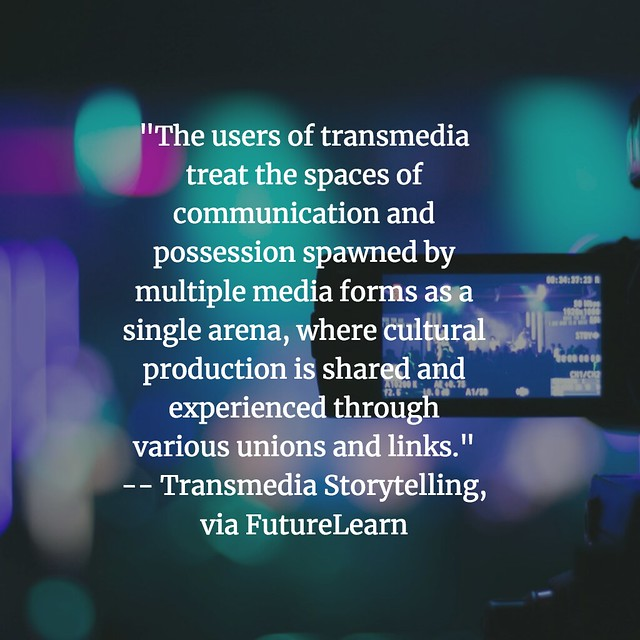 Transmedia Cultural Production