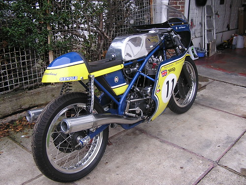 Seeley MK2 Norton