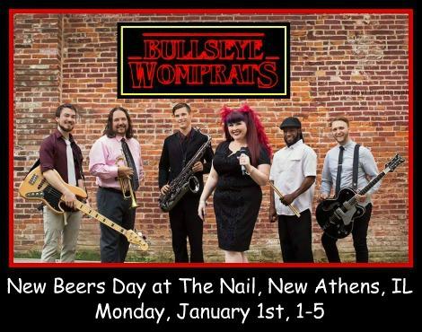 Bullseye Womprats 1-1-18
