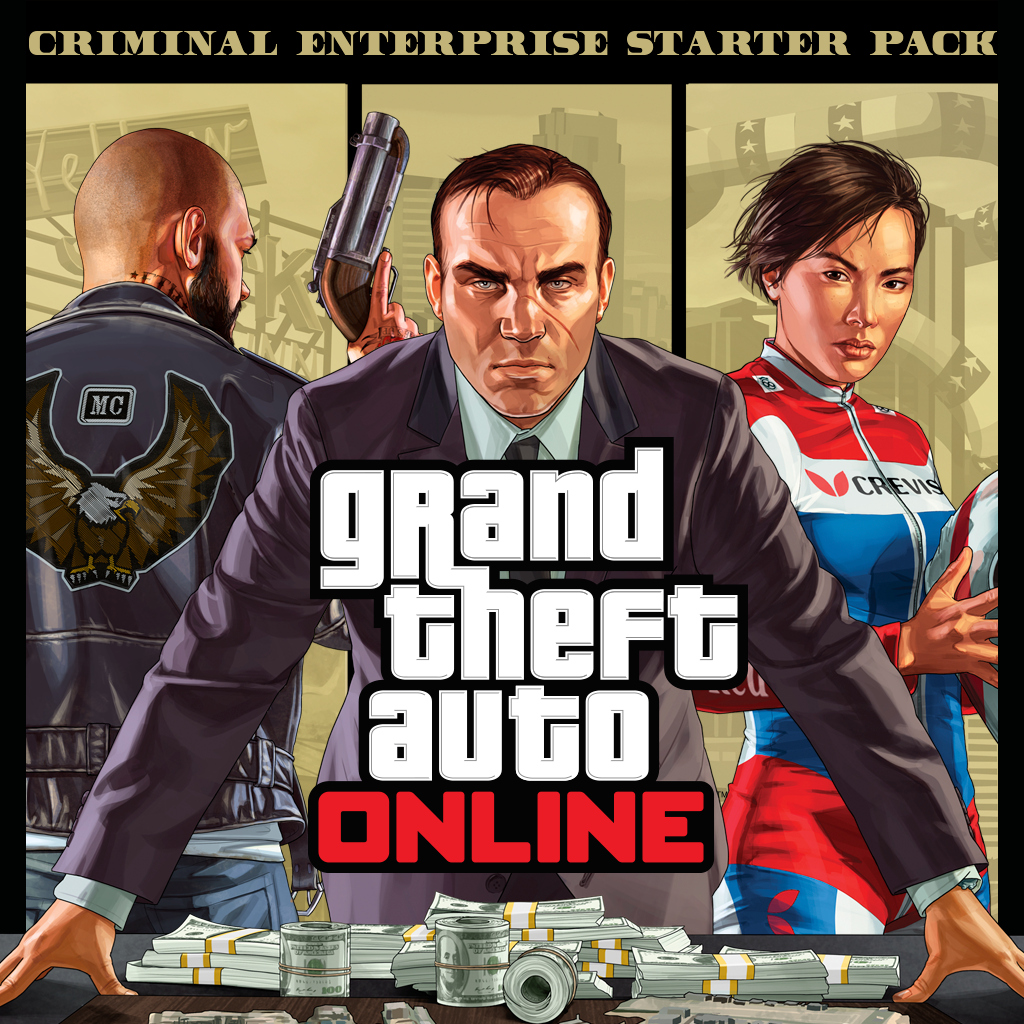 The Criminal Enterprise Starter Pack for Grand Theft Auto