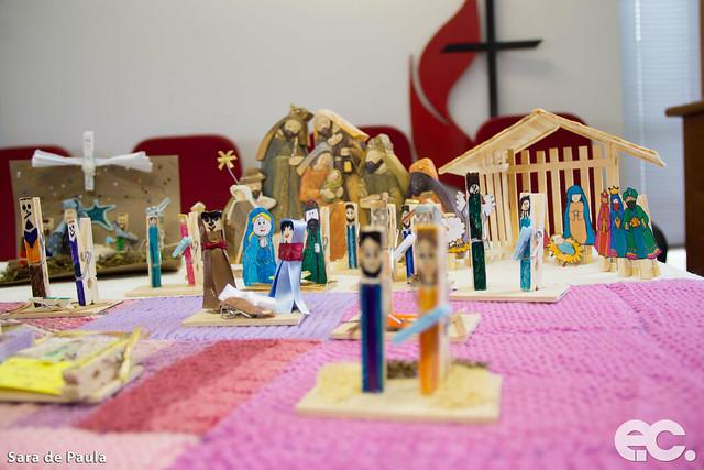 Culto de Natal na Sede nacional   20/12/2017