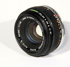 Olympus OM Mount lenses