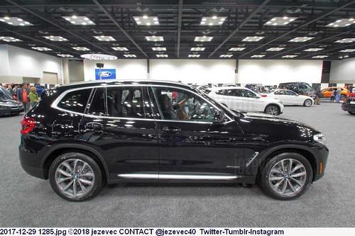 2017-12-29 1285 CARS Indy Auto Show 2018 - BMW