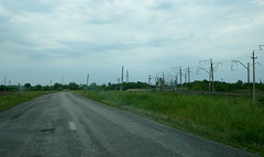 Milove / Мілове (Ukraine) - Green Ukrainian-Russian Border