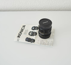 KONICA AR 35mm 2.8