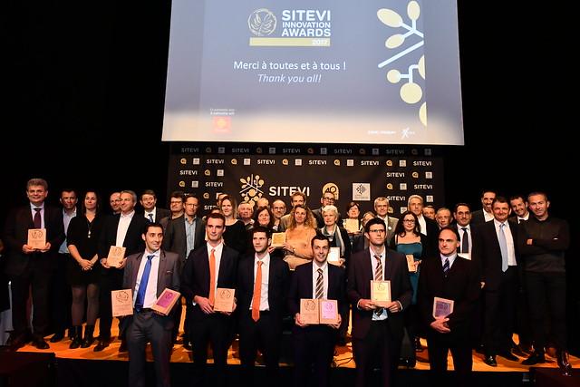Soirée de gala SITEVI 2017