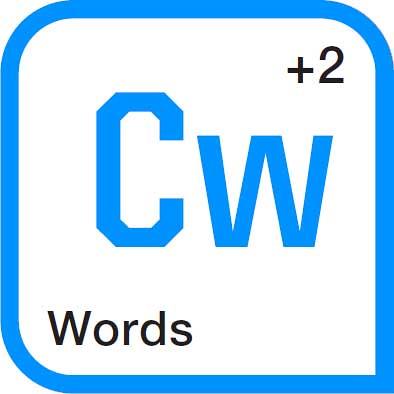 Content Words:關鍵字佈局