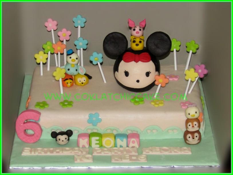 Cake TsumTsum KEONA
