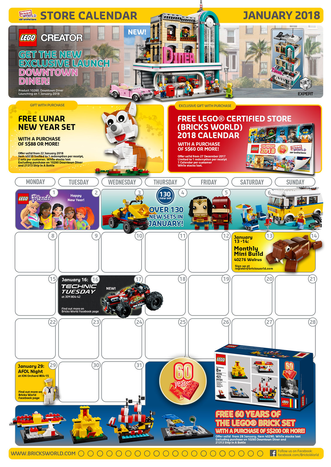 "Lego 2019 January Calendar Bricksworld January 2018 LEGO Store Calendar > Candidbricks"" title=""Lego 2019 January Calendar Bricksworld January 2018 LEGO Store Calendar > Candidbricks"" width=""200″ height=""200″> <img src="