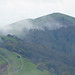 Malvern views with whispy low cloud
