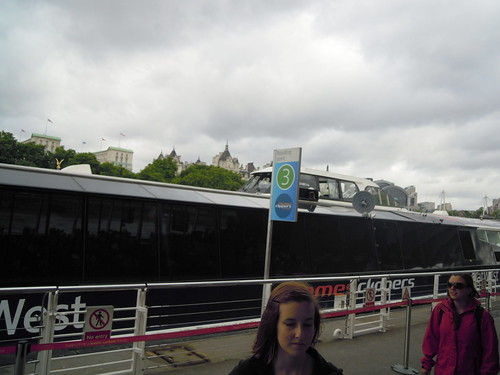 Greenwich river boat. From Studying Abroad in London: A Quick Ride to Greenwich!