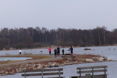 Örebro Parkrun 9 december 2017