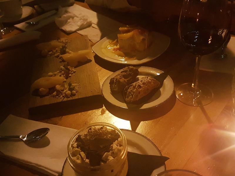 Gusto 101 desserts