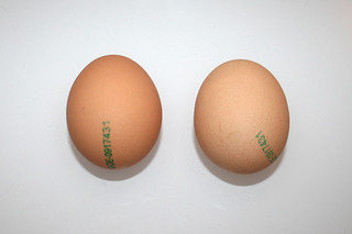 06 - Zutat Eier / Ingredient eggs