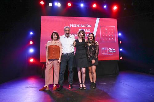 Anuncio ganadores de la muestra de dramaturgia