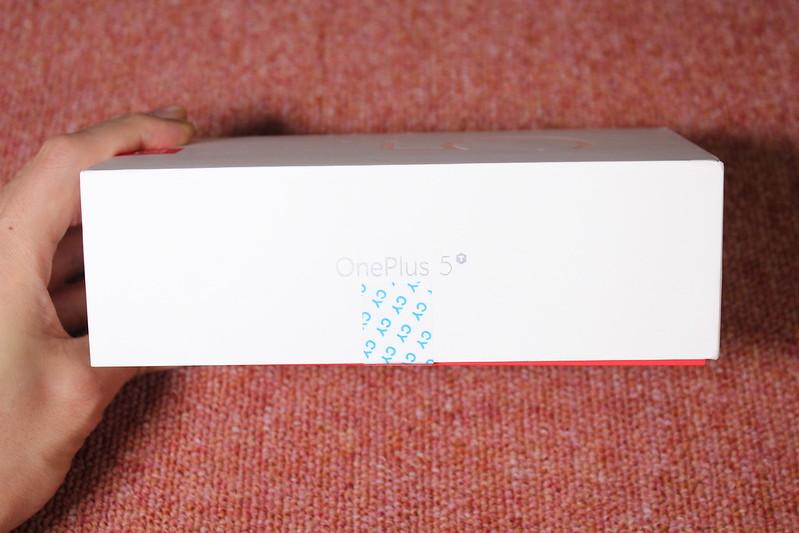 OnePlus 5 開封レビュー (3)