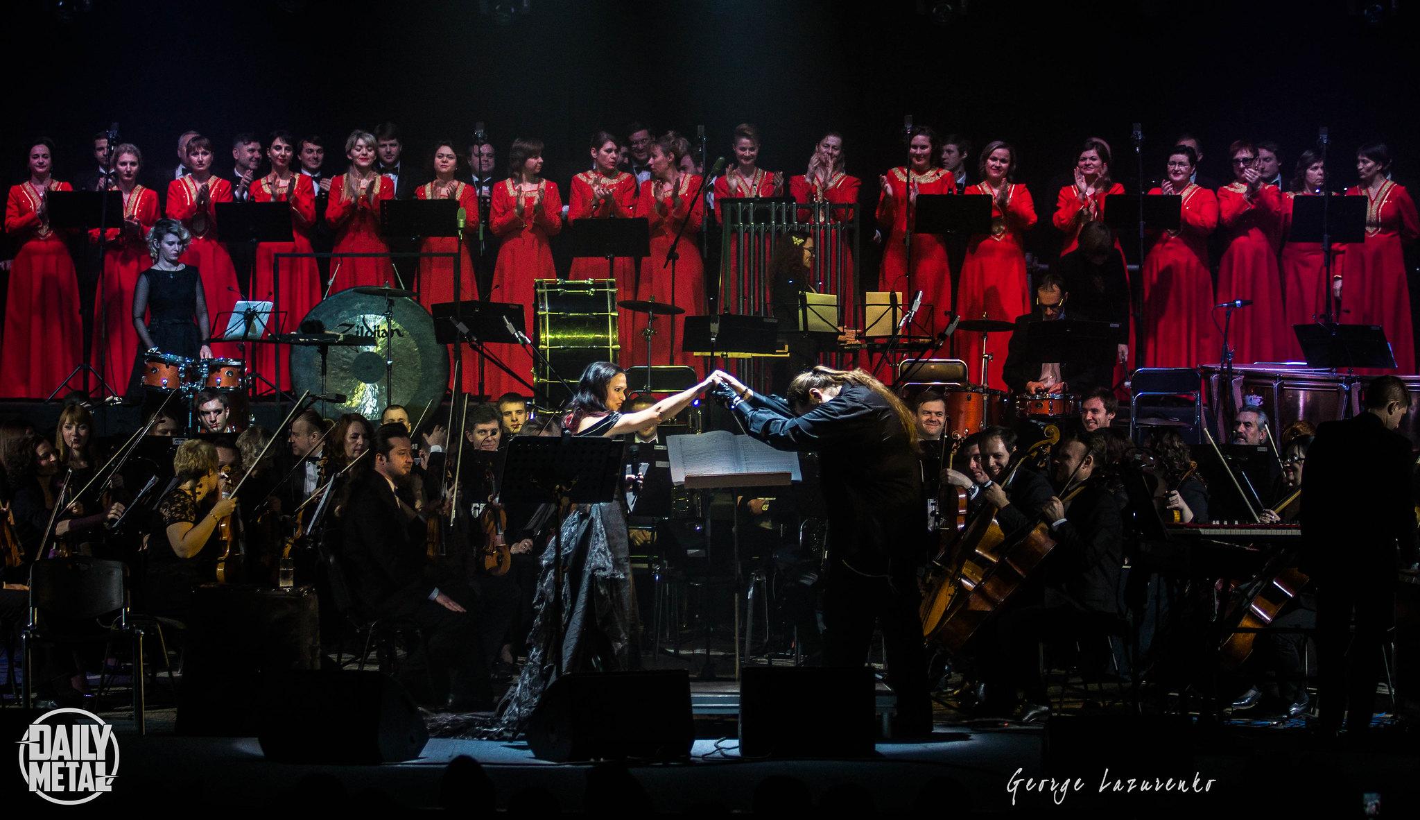 Tarja Turunen live in Kyiv 2017