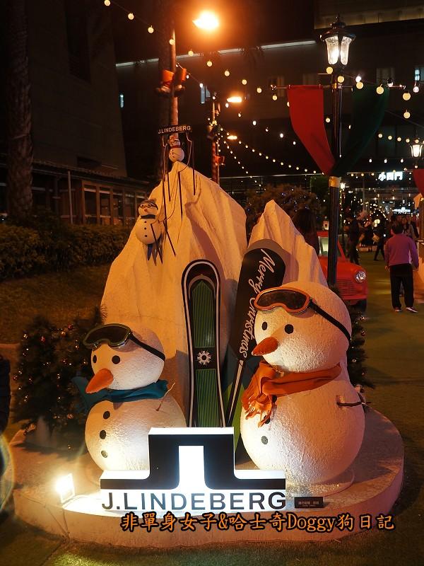聖誕節09台南新光三越小西門