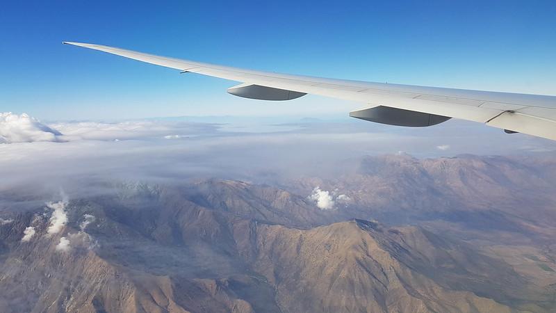 Chile-Aufenthalt