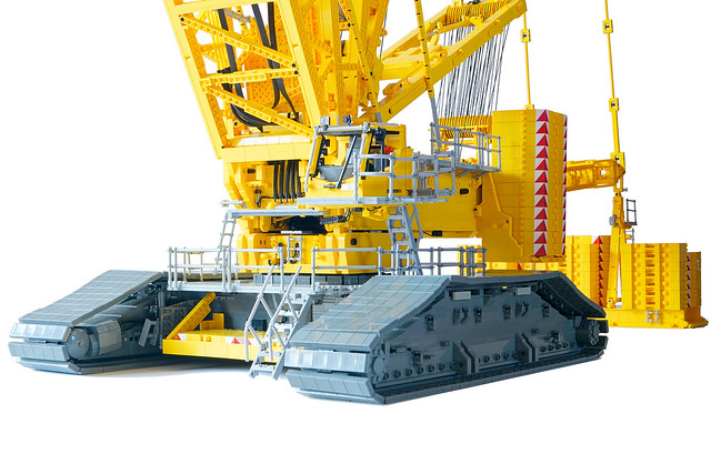 LEGO Liebherr LR 11000