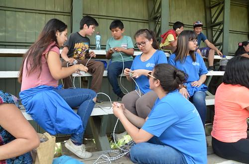 Estudiantes se convirtieron en periodistas y reporteros gráficos