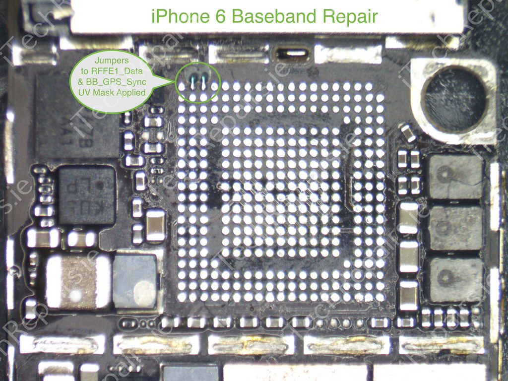iPhone 6 baseband Repair