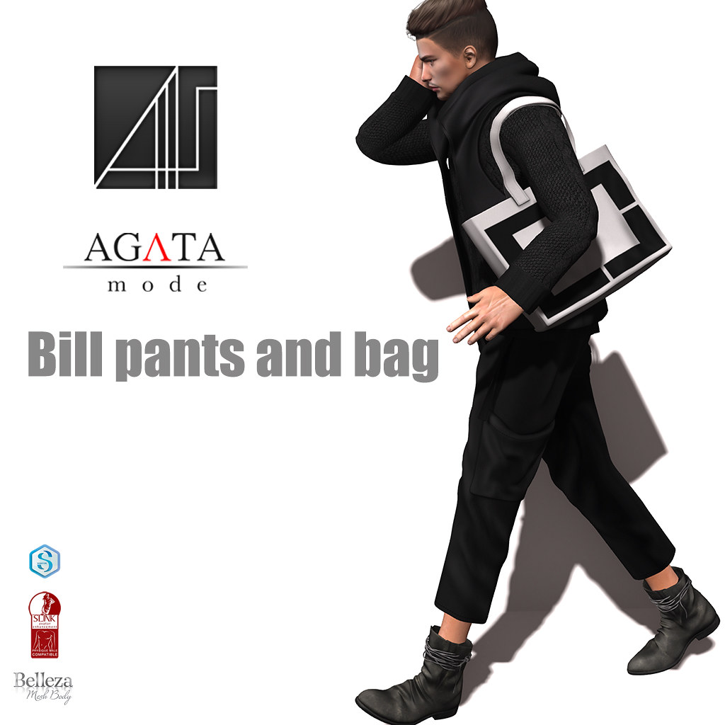Bill pants and bag @ HME - TeleportHub.com Live!