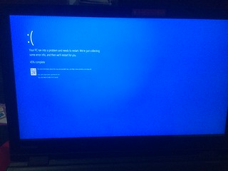 Windows 10 Blue Screen