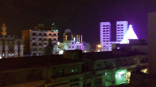 zahle christmas nightlights officebuildings