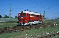 - Ungarn  M62 001  bis  ...