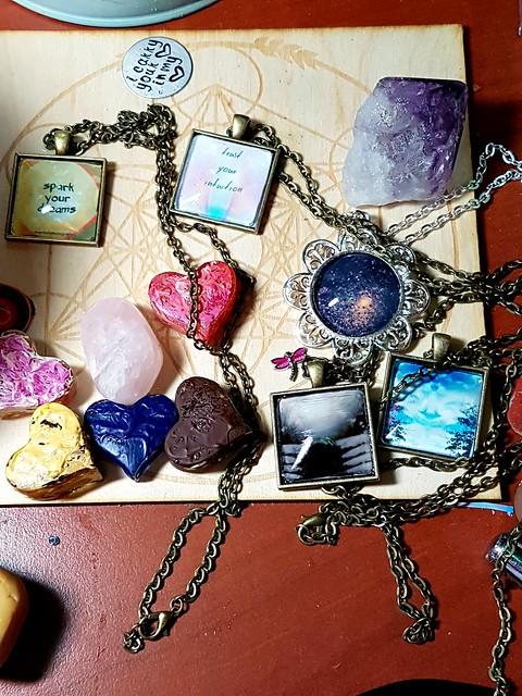 More jewellery creation