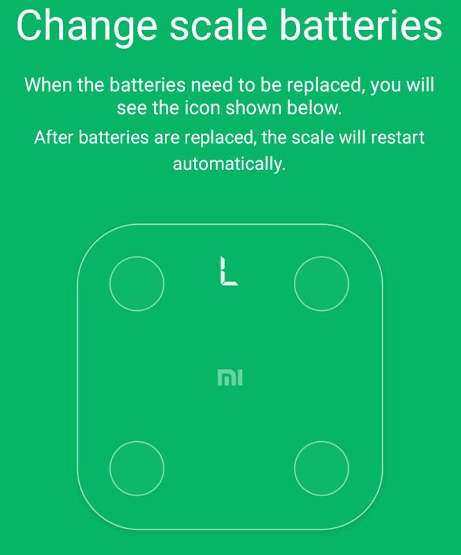 Xiaomi 体重計アプリ (3)