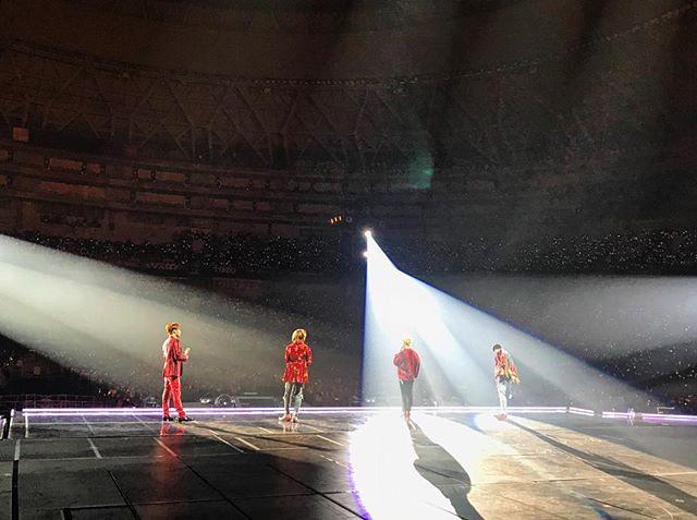[Instagram] Touré Harris aka SouthPaw (spmusik) BIGBANG | LAST DANCE | Osaka | Night 2  #bigbang #lastdance #bigbanglastdance #kyoceradome #kyoto #japan #gdragon #kwonjiyong #taeya 2017-12-22