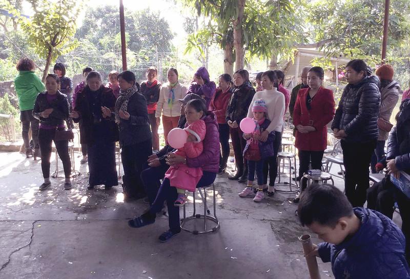 Hội Thánh Hải Phòng tổ chức Giáng sinh có hơn 50 người tham dự (1)