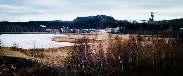 Postindustrial landscape III