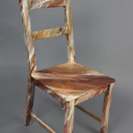 Arvada Center Scene Shop; Faux; Item 148 - in SITu: Art Chair Auction