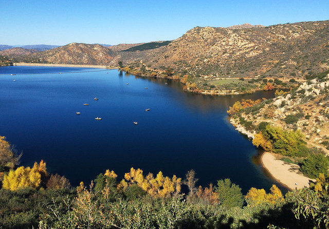 Lake Poway, Southern California