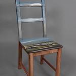 Sharon Feder; Chugwater Chair; Item 108 - in SITu: Art Chair Auction