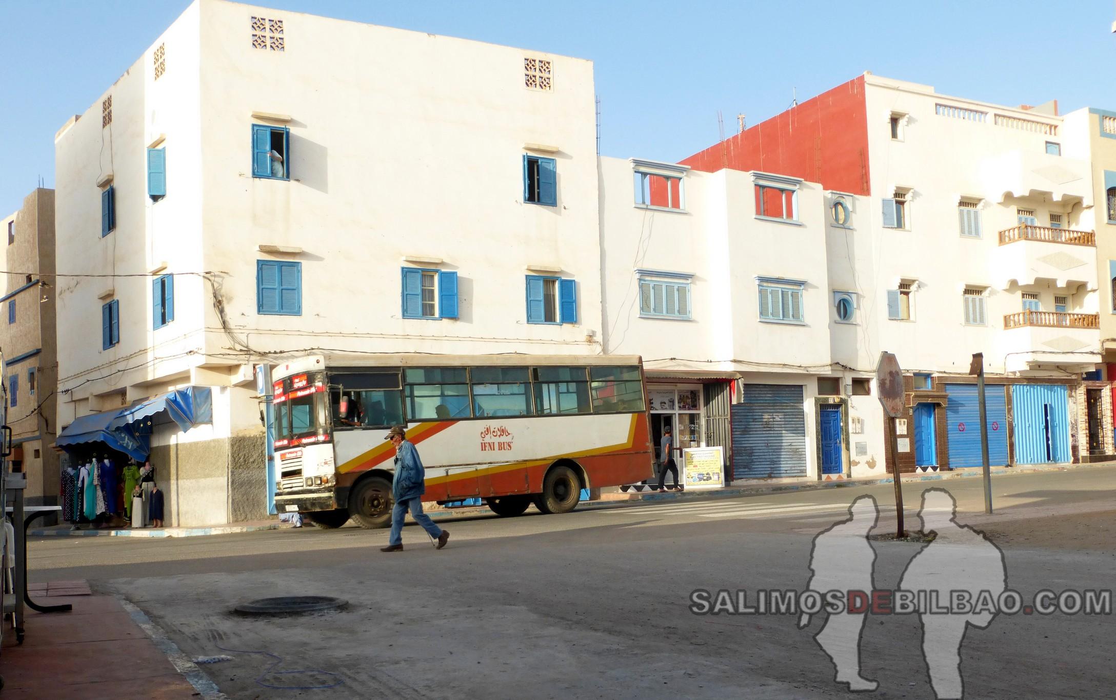 330. Bus, Sidi Ifni