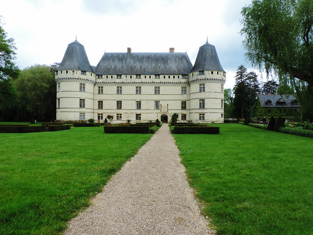 Château de l'Islette, Loire Valley, France
